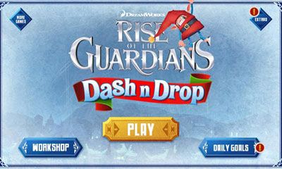 DreamWorks Rise of the Guardians Dash n Drop screenshot 1