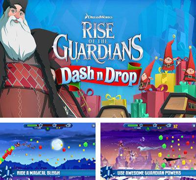 En plus du jeu L'évasion de l'Etre pour téléphones et tablettes Android, vous pouvez aussi télécharger gratuitement Les Gardiens des Légendes. Le Chaos de Nouvel An, DreamWorks Rise of the Guardians Dash n Drop.