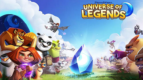 DreamWorks Universe of Legends hacked version