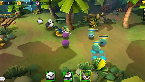 DreamWorks: Universe of legends screenshot 1