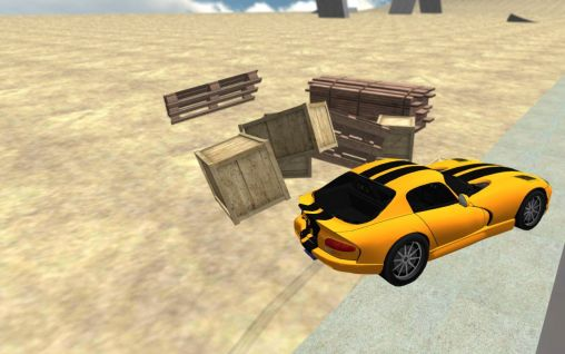 Гра Drift car 3D на Android - повна версія.