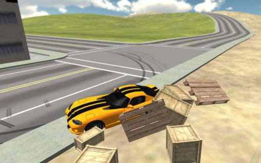 Геймплей Drift car 3D для Android телефону.