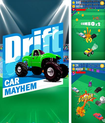 Drift car mayhem arena