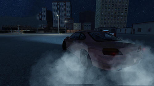 Screenshots von Drift fanatics: Sports car drifting race für Android-Tablet, Smartphone.
