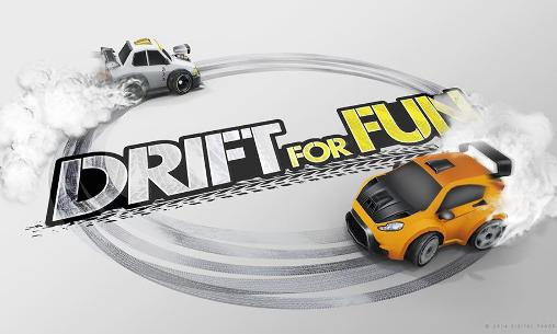 Drift for fun poster