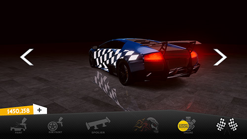 Screenshots von Drift forever! für Android-Tablet, Smartphone.