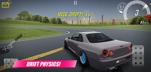 Screenshots von Drift zone 2 für Android-Tablet, Smartphone.