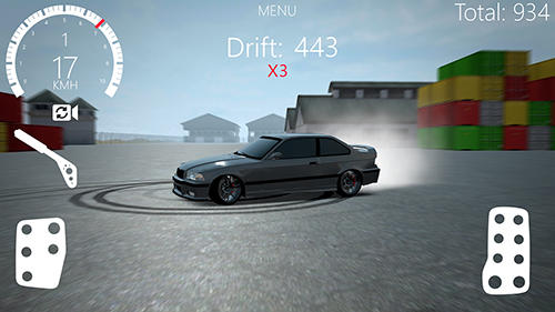 Screenshots of the Drift hunters for Android tablet, phone.