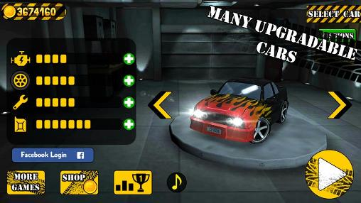Screenshots von Real drift car racing für Android-Tablet, Smartphone.