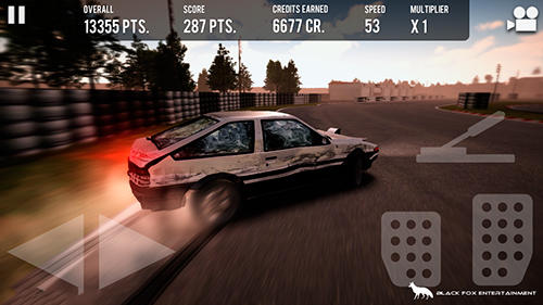 Drift legends screenshot 2
