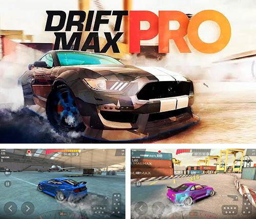 Drift max pro: Car drifting game