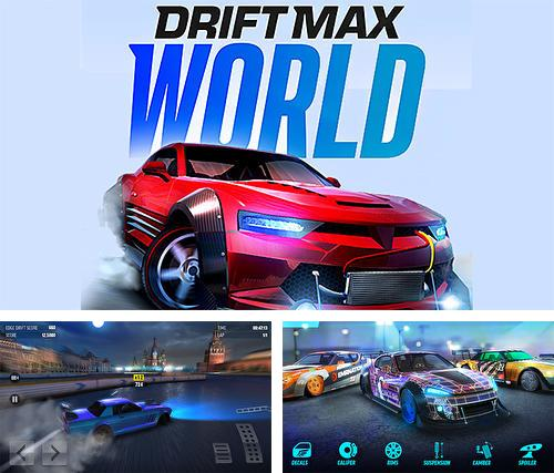 Drift max world: Drift racing game