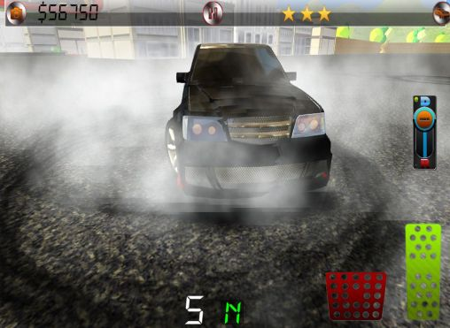 Screenshots von Drift park 3D für Android-Tablet, Smartphone.
