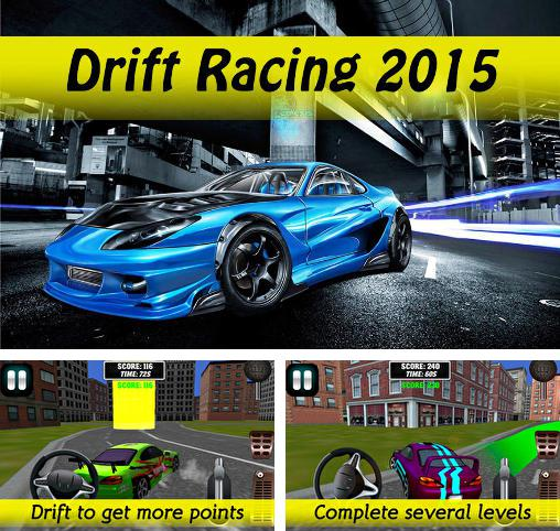 Drift racing 2015