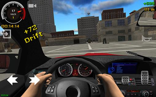 Screenshots von Drift show für Android-Tablet, Smartphone.