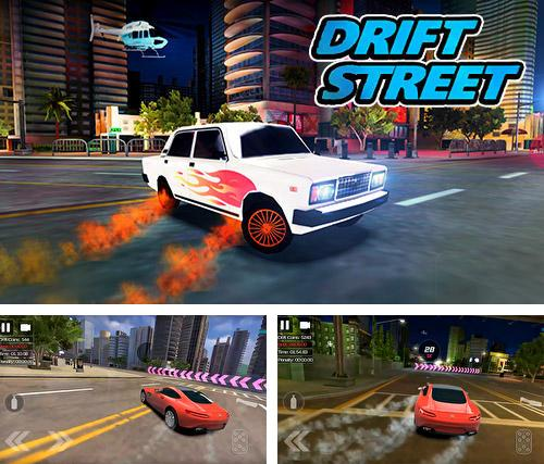 In addition to the game Drift street 2018 for Android, you can download other free Android games for Lenovo S660.
