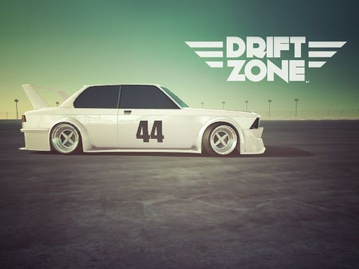 Drift zone poster