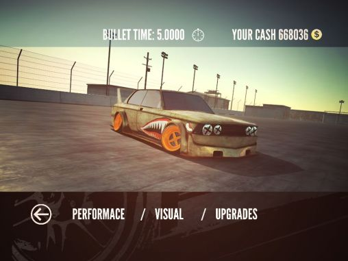 Drift zone screenshot 2
