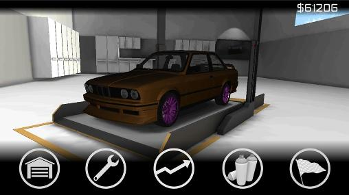 Drifting BMW 2 screenshot 1