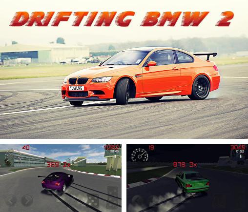 In addition to the game Drift Mania Championship for Android phones and tablets, you can also download Drifting BMW 2 for free.