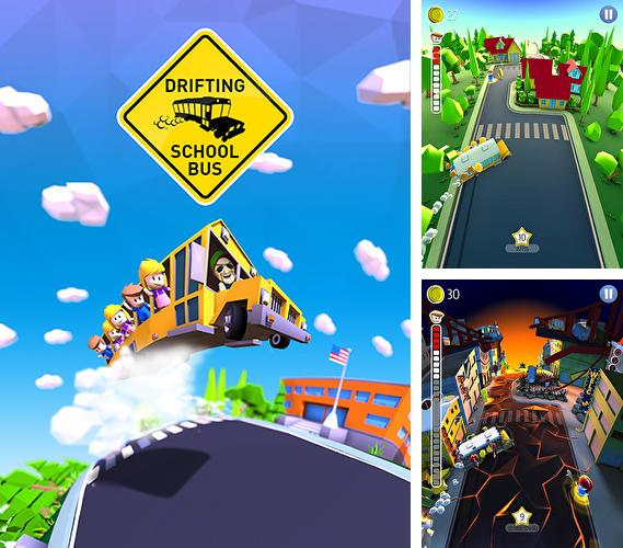In addition to the game Battlepillars: Multiplayer PVP for Android phones and tablets, you can also download Drifting school bus for free.