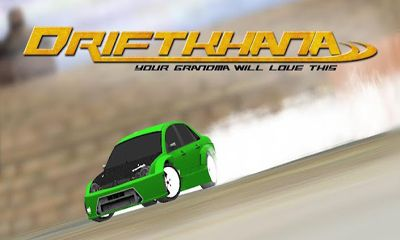 Driftkhana Freestyle Drift App обложка