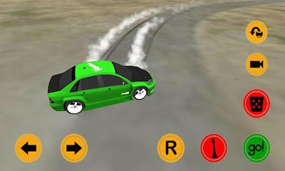 Driftkhana Freestyle Drift App скриншот 2