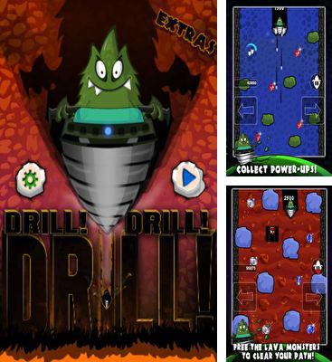 In addition to the game Where is My Jelly! for Android phones and tablets, you can also download Drill Drill Drill for free.