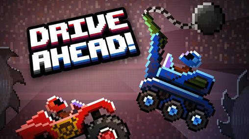 Drive ahead! poster