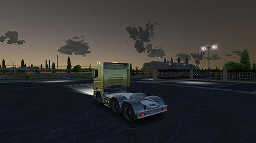 Screenshots von Drive simulator 2 für Android-Tablet, Smartphone.