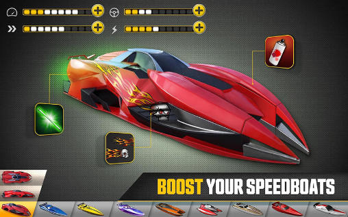 Driver Speedboat Paradise For Android Download Apk Free