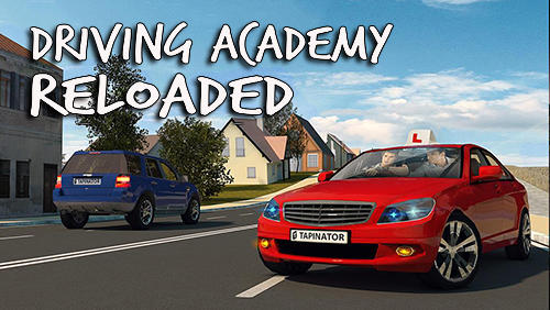 Driving academy reloaded poster
