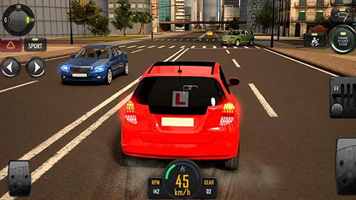 Driving academy reloaded screenshot 2
