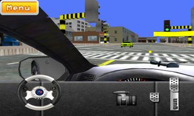 Driving School 3D screenshot 2