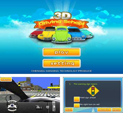 In addition to the game Drive for Android phones and tablets, you can also download Driving School 3D for free.