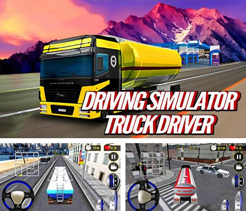 euro truck simulator 2018 truckers wanted pour android t l charger gratuitement jeu. Black Bedroom Furniture Sets. Home Design Ideas