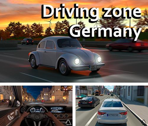 In addition to the game Driving zone: Germany for Android, you can download other free Android games for Overmax Qualcore 9010.