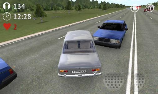 Driving zone: Russia screenshot 2