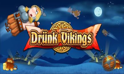 Drunk Vikings poster