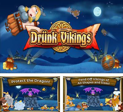 In addition to the game King Oddball for Android phones and tablets, you can also download Drunk Vikings for free.