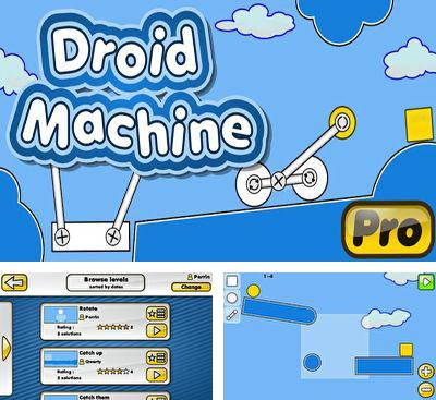 In addition to the game Patientia for Android phones and tablets, you can also download Droid Machine for free.