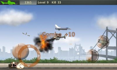 Screenshots do Drone Attack - Perigoso para tablet e celular Android.