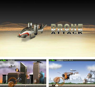 In addition to the game Elephantz for Android phones and tablets, you can also download Drone Attack for free.