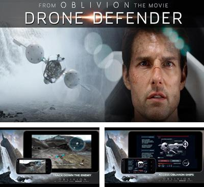 In addition to the game Little Chomp for Android phones and tablets, you can also download Drone Defender for free.