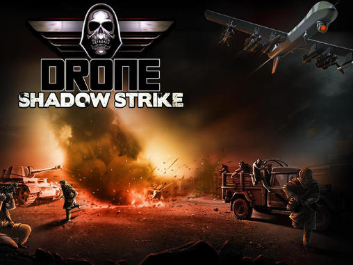 Drone: Shadow strike poster