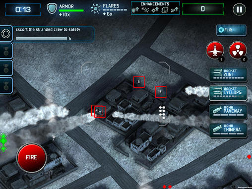 Drone: Shadow strike screenshot 2