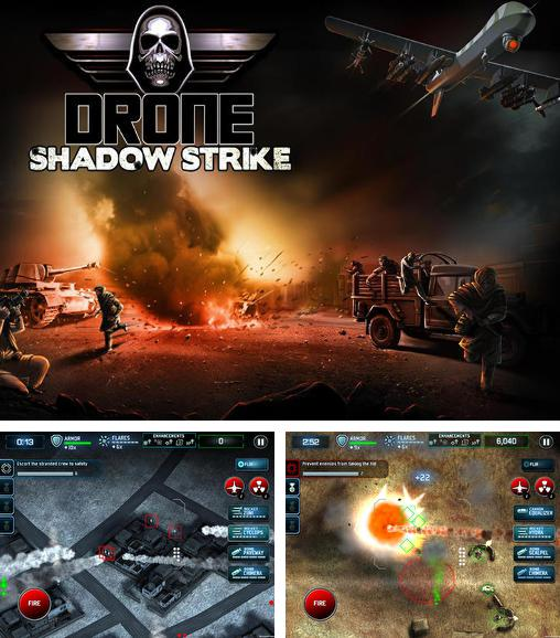 In addition to the game Sailboat Championship for Android phones and tablets, you can also download Drone: Shadow strike for free.