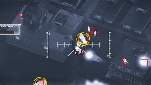 Screenshots do Drone : Shadow strike 3 - Perigoso para tablet e celular Android.