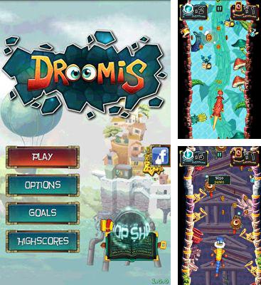 In addition to the game Panda Jump for Android phones and tablets, you can also download Droomis for free.