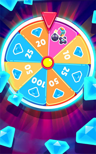 Drop it! Crazy color puzzle screenshot 1